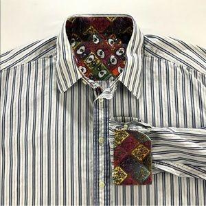 Robert Graham Mens Shirt